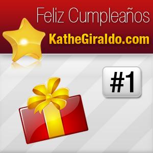 Cumpleaños KatheGiraldo.com